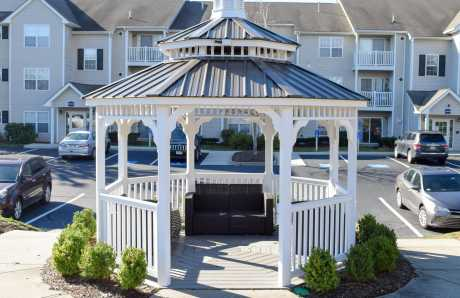 Custom Gazebo in Braintree Massachusetts