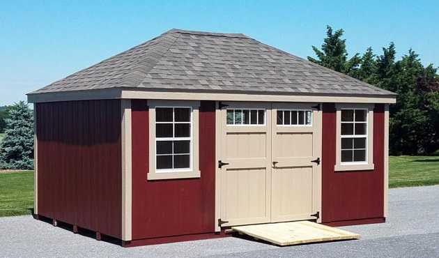 Affordable Pre Built Storage Sheds Baystate Outdoor Personia