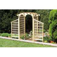 "48"" Twilight Round Top Arbor"