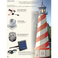 Lighthouse Lighting Options