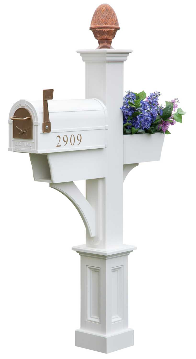 Mailbo And Posts Baystate Outdoor Personia