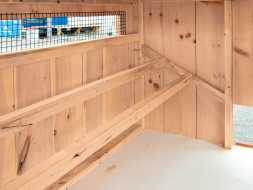 Chicken Coops are personalized to fit your needs, order your chicken coop to your specifications.