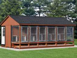 Dog Kennel for small dogs personalized to fit your needs.