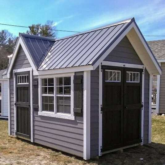 A Prebuilt Storage Shed in Wellesley, MA | Baystate Outdoor