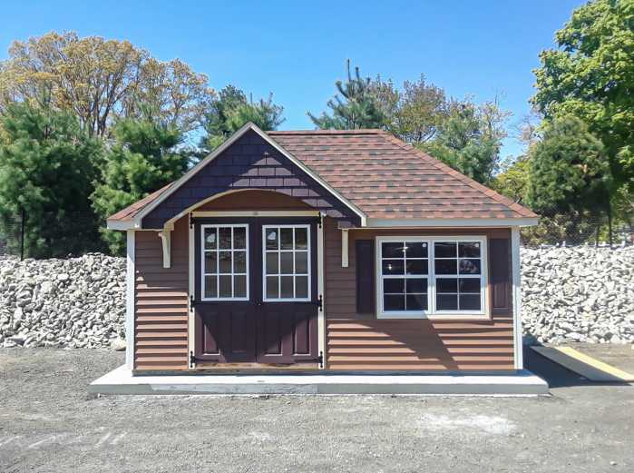 shed for commercial property