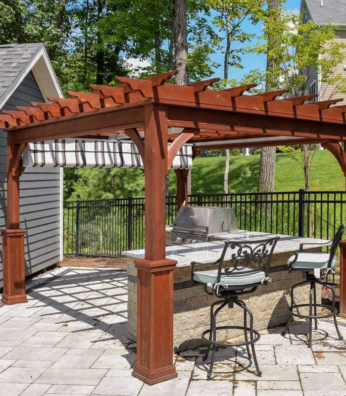 Pergola by Outdoor Personia