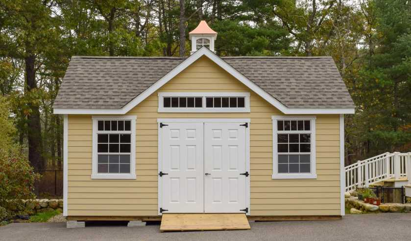 Affordable Pre-Built Storage Sheds | Baystate Outdoor Personia